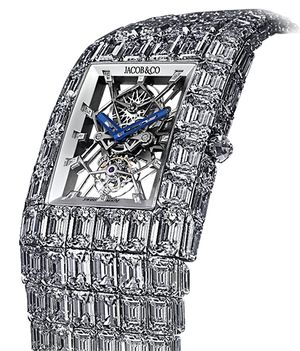 BL150.30.BD.BD.A30BA Jacob & Co High Jewelry Masterpieces