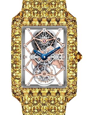 ML510.50.YD.UA.A50BA Jacob & Co High Jewelry Masterpieces