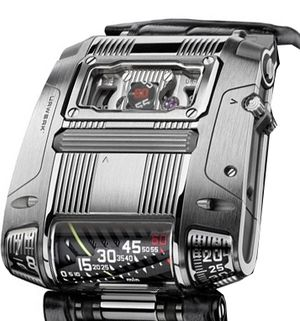 UR-111C IRON Urwerk 111 Collection