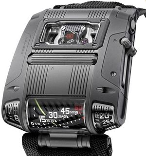 UR-111C Gun metal Urwerk 111 Collection