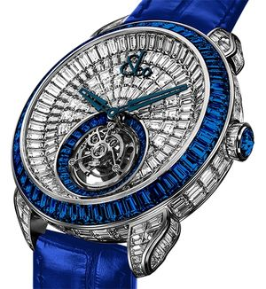 PO820.30.BD.LB.A Jacob & Co High Jewelry Masterpieces