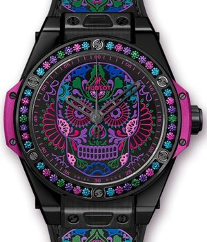 465.CX.1190.VR.1299.MEX18 Hublot Big Bang One Click 39 mm