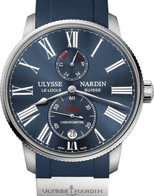 1183-310-3/43 Ulysse Nardin Marine Chronometer