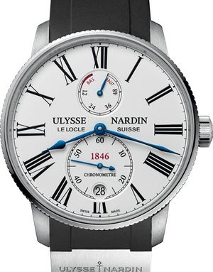 1183-310-3/40 Ulysse Nardin Marine Chronometer