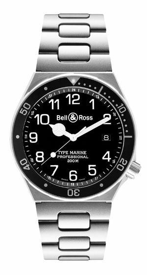 TYPE MARINE Bell & Ross Type Marine