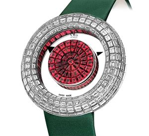 Jacob & Co High Jewelry Masterpieces 210.525.30.BD.BR.3BD