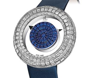 Jacob & Co High Jewelry Masterpieces BM526.30.BD.BB.A