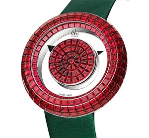 Jacob & Co High Jewelry Masterpieces BM526.30.BR.BR.A