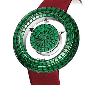 Jacob & Co High Jewelry Masterpieces BM526.30.BE.BE.A
