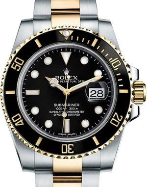 Rolex Submariner 116613LN USED