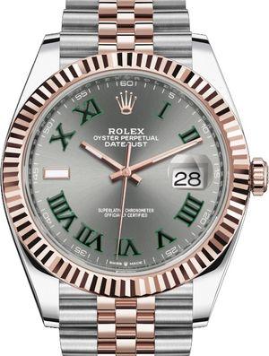 126331 Slate Rolex Datejust 41