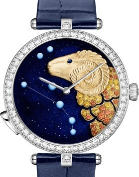 VCARO8TM00 Van Cleef & Arpels Poetic Complications®