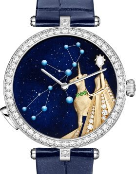 VCARO8TW00 Van Cleef & Arpels Poetic Complications®