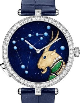 VCARO8TO00 Van Cleef & Arpels Poetic Complications®