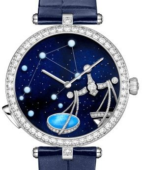 VCARO8TL00 Van Cleef & Arpels Poetic Complications®
