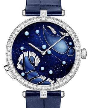 VCARO8TN00 Van Cleef & Arpels Poetic Complications®