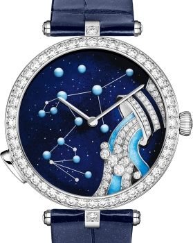 VCARO8TV00 Van Cleef & Arpels Poetic Complications®