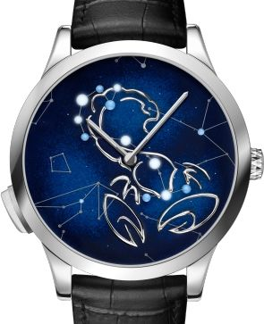 VCARO8TH00 Van Cleef & Arpels Poetic Complications®
