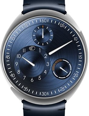 Ressence Type 1 TYPE 1N Night Blue