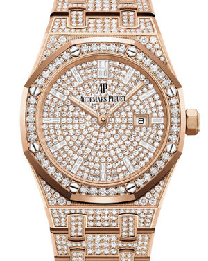 67652OR.ZZ.1265OR.01 Audemars Piguet Royal Oak Ladies