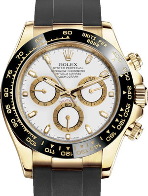 116518LN White Rolex Cosmograph Daytona