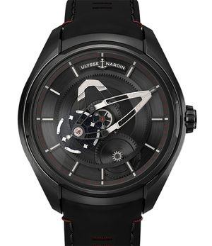 2303-270.1/BLACK Ulysse Nardin Freak