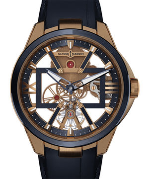 Ulysse Nardin Executive 3716-260/03
