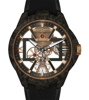 Ulysse Nardin Executive 3715-260/CARB