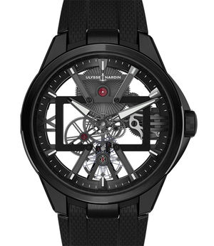 Ulysse Nardin Executive 3713-260-3/BLACK