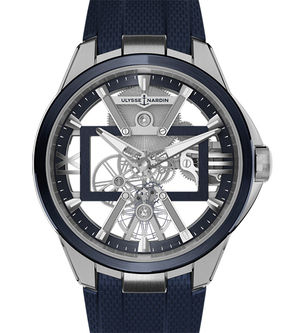 Ulysse Nardin Executive 3713-260-3/03