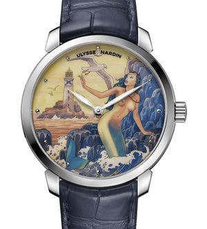 Ulysse Nardin Classico Enamel 3203-136LE-2/MANARA.10