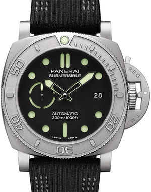 PAM00984 Officine Panerai Submersible