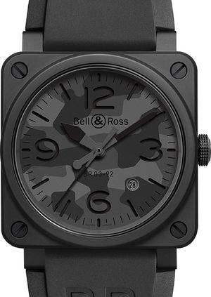 Bell & Ross BR 03-92 BR0392-CAMO-CE/SRB
