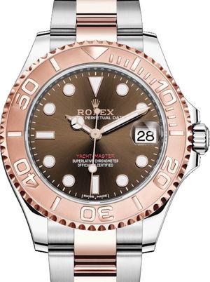 268621 Chocolate Rolex Yacht-Master