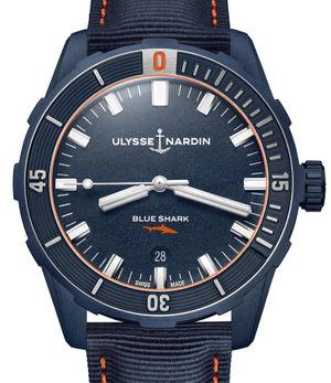 8163-175LE/93-BLUESHARK Ulysse Nardin Diver