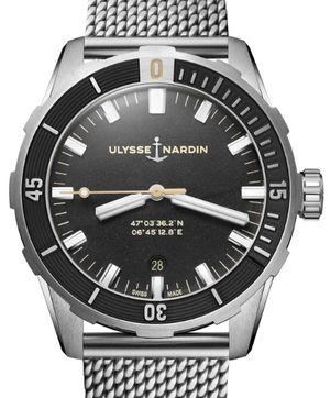 8163-175-7MIL/92 Ulysse Nardin Diver