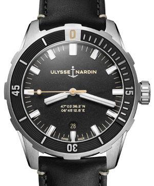 8163-175/92 Ulysse Nardin Diver