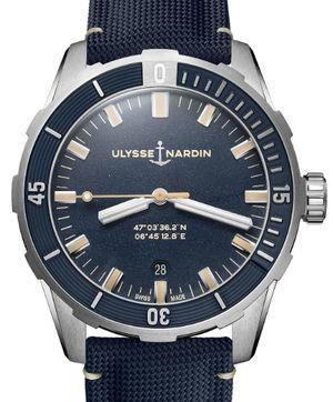 Ulysse Nardin Diver 8163-175/93