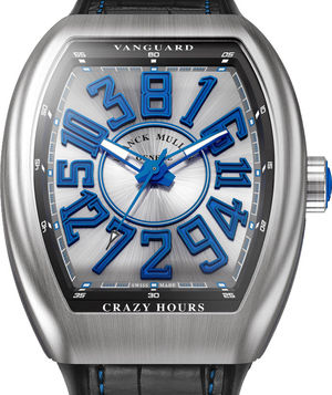 Franck Muller Crazy Hours V 45 CH BR BL