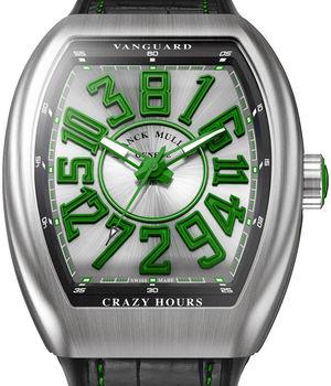 V 45 CH BR VR Franck Muller Crazy Hours