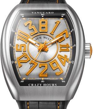 Franck Muller Crazy Hours V 45 CH BR OR