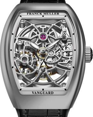 V 32 S6 SQT NR Franck Muller Vanguard Skeleton