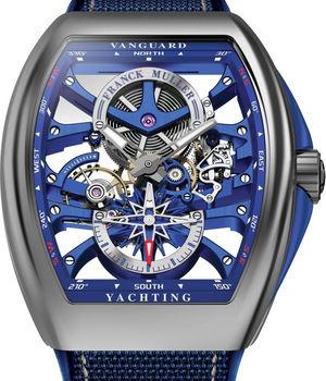 V 45 S6 SQT ANCRE YACHT OG Franck Muller Vanguard Yachting