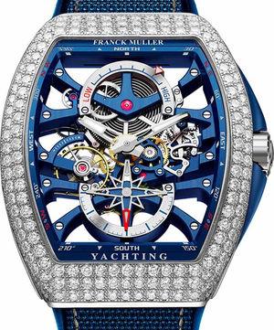 V 45 S6 PR SQT ANCRE FM YACHT OG D Franck Muller Vanguard Yachting