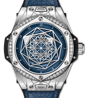 465.SS.7179.VR.1204.MXM19 Hublot Big Bang Sang Bleu
