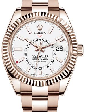 Rolex Sky-Dweller 326935 White