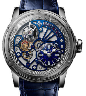 LM-50.70.20 Louis Moinet 20-second Tempograph