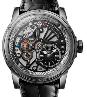 LM-50.70.50 Louis Moinet 20-second Tempograph