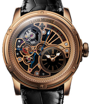 LM-50.50.50 Louis Moinet 20-second Tempograph