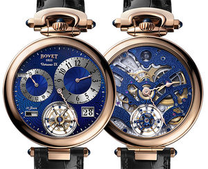 Bovet Fleurier Amadeo Grand Complications AIVIX001